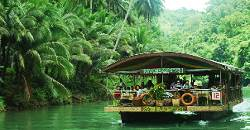 Reward yourself with a relaxing tour to Bohol where you will get to cruise along the meandering Loboc River while being serenaded by loncal singers.