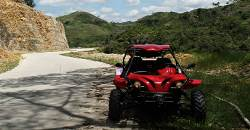 Taking a buggy tour down southern Cebu is the hippest thing to do.