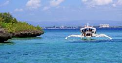 Island Hopping Tour in Mactan Cebu covers three spots: Gilutungan Island, which is good for snorkeling, and Nalusuan Island and Caohagan Island which are good for swimming.