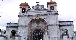 The Cebu Southern Countryside Tour takes you to Carcar, where you will see the centuries-old Catholic Church.