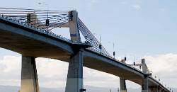 The Marcelo Fernan Bridge is the second bridge to connect Cebu mainland and Mactan Island.