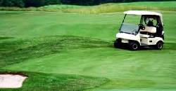 Golf Tour package includes golf cart use