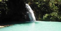 It takes 3 hours approx to travel from city to Badian, where Kawasan Falls is located.