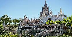 Simala Church is a favorite for Catholic Pilgrims who are praying for miracles.