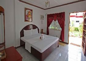 AC Room, Isis Bungalows, Alona Panglao Bohol Resort