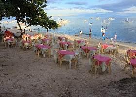 Al Fresco Dining, Lost Horizon Resort, Panglao Bohol