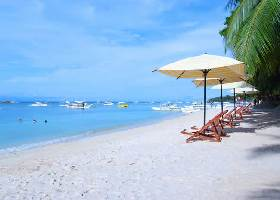 Alona Kew White Beach Resort Green Earth Tours Travel
