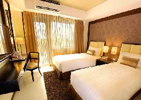 Deluxe Twin Room, Quest Hotel Cebu