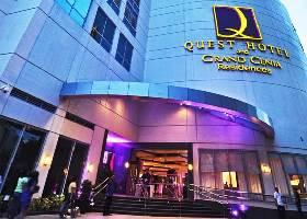 Hotel Facade, Quest Hotel Cebu