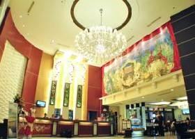 Hotel Lobby, Hotel Elizabeth Cebu