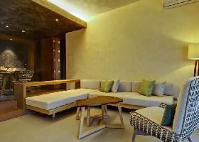 Living Room, Alona Resort, Panglao
