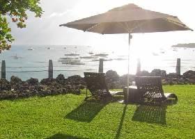 Overlooking Alona Beach, Amorita Resort, Panglao Bohol