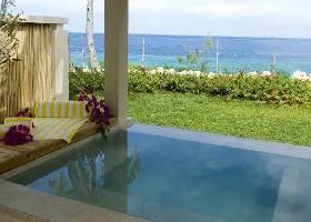 Plunge Pool at Amorita Resort, Panglao Bohol