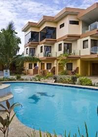 Resort Facade and Pool, Lost Horizon Resort in Alona, Panglao Bohol