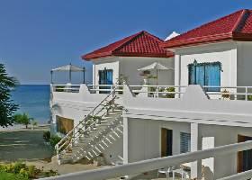 Resort Facade, Isis Bungalows, Alona Panglao Bohol Resort