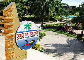 Resort Premises, Bohol Divers Resort Panglao
