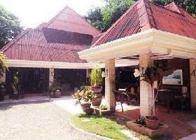 Resort Reception Area, Alona Tropical Resort, Panglao Bohol Resort