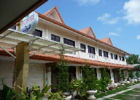Resort Rooms, Bohol Divers Panglao
