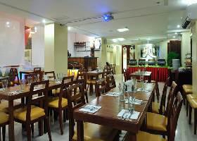 Restaurant, Wellcome Hotel, Cebu