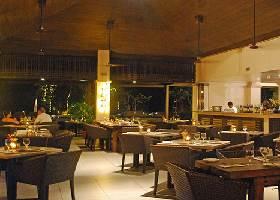 Saffron Restaurant, Amorita Resort, Panlgao Bohol
