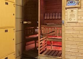 Sauna Facility, Parklane Hotel