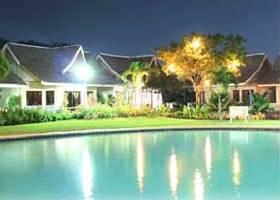Second Swimming Pool, Bohol Divers Resort Panglao