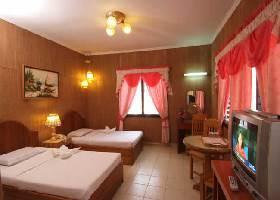 Superior Aircon Room, Alona Kew White Beach Resort, Panglao Bohol Resort