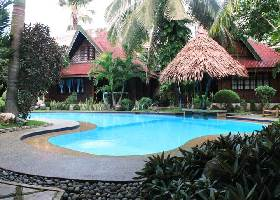 Swimming Pool, Alona Tropical Resort, Panglao Bohol Resort