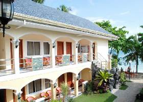 Villa Catalina Building, Alona Kew White Beach Resort, Panglao Bohol Resort