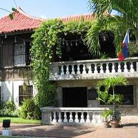 The Casa Gorordo is a typical example of an a Spanish house in Cebu during days of old.