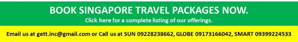 Book Singapore Tour Packages