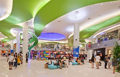 Accessible via the Harbourfront Station, Vivo City is a family-friendly mall.
