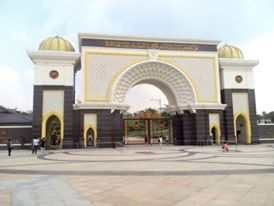 The King's Palace, Kuala Lumpur