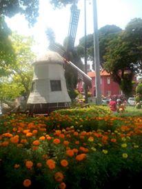 Heavy Dutch influence in Malacca