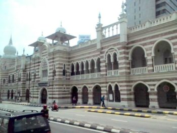 Moorish Architecture at the heart of the city